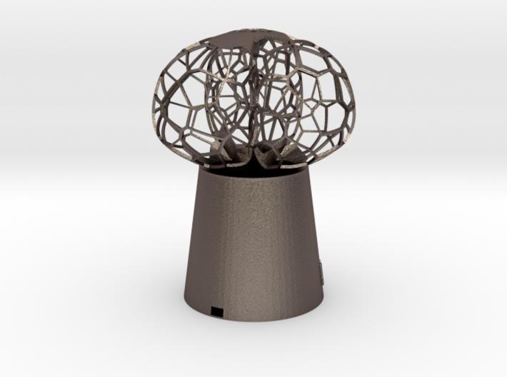 3 petal mini Lamp 3d printed