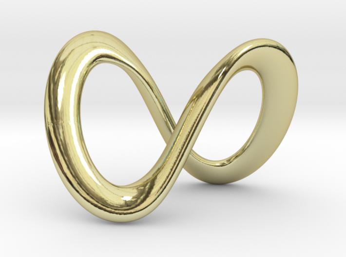 Endless-Infinite Symbol 3d printed