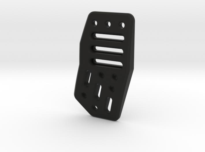 Fanatec Clubsport Accel' - ECCI/Tilton Style 3d printed