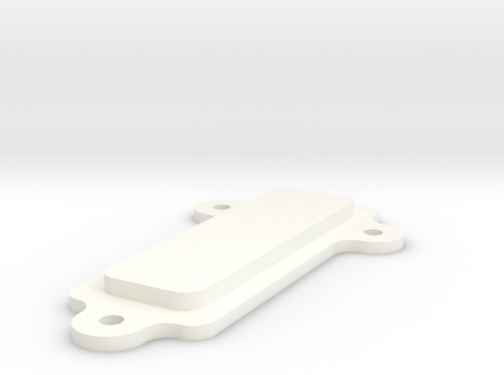 Mounting Plate Screen Clamp 3d printed