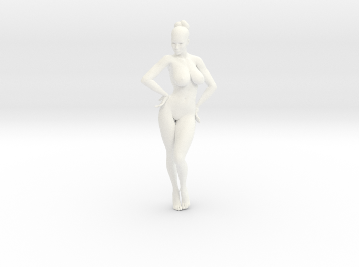 Sexy Girl-005 scale 1/20 Passed 3d printed