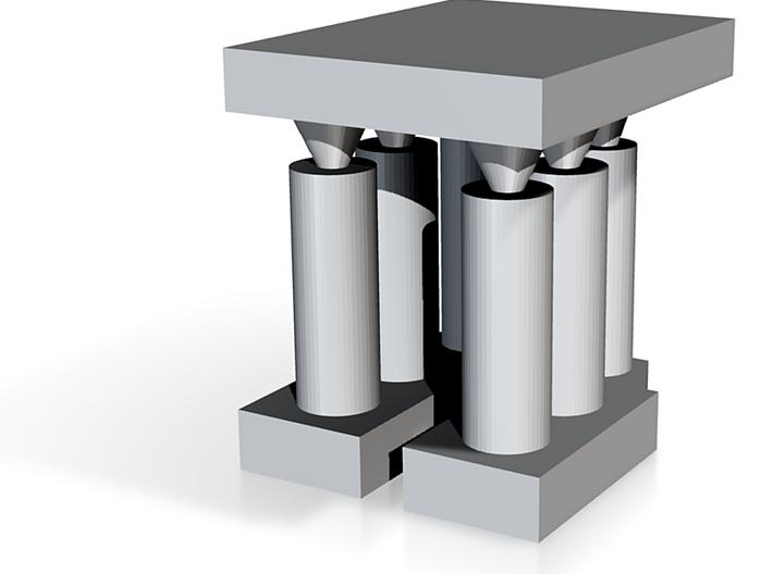 IORE Lichtleiter V2 3d printed