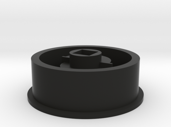 Spektrum DX4R Small Wheel 3d printed
