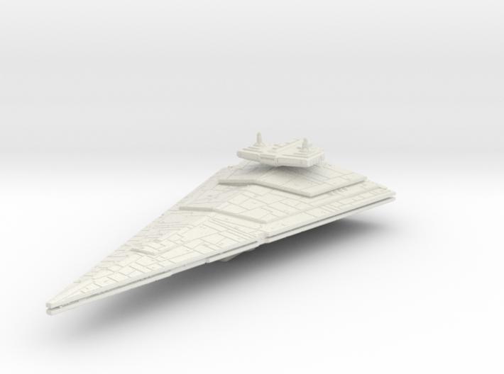 (Armada) Vindicator Cruiser 3d printed