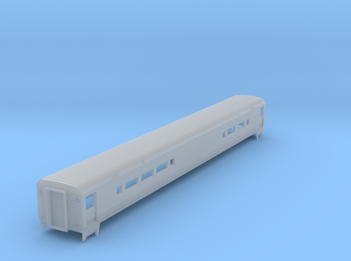 Amtrak Horizon Cafe V1 Doors 3d printed
