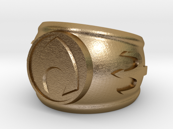 Aquaman Ring size 8 3d printed