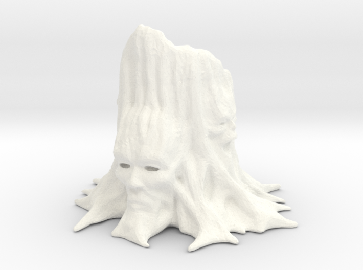 Totem Tree 002 3d printed