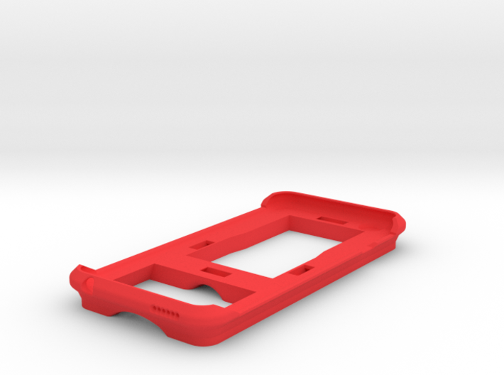 iPhone 6 Mountable Case 3d printed