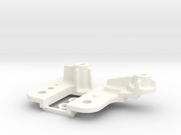 NESRGB PCB Standoff for NES 2 Top Loader 3d printed