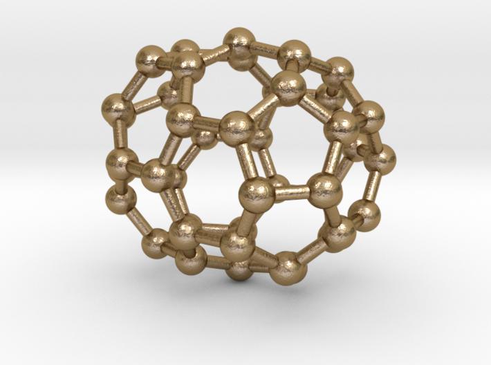 0189 Fullerene C42-6 c2v 3d printed