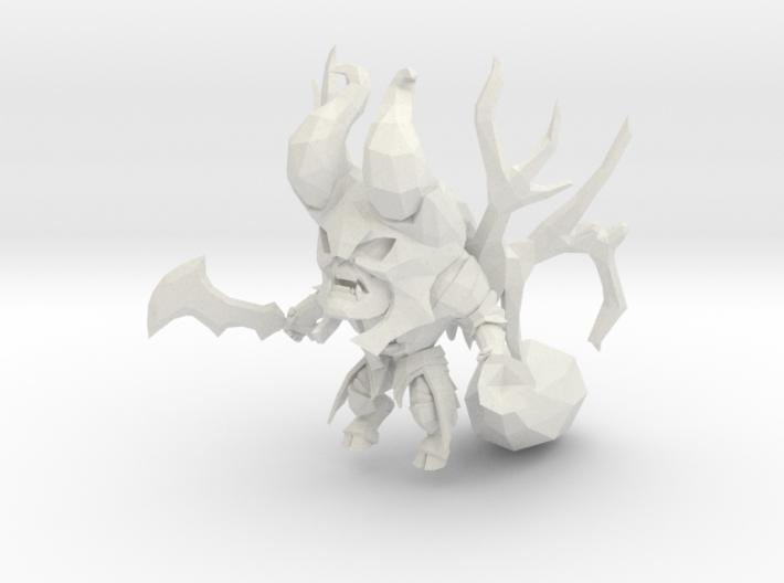 Wrath of Doom - Toys 3d printed