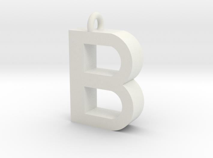 Alphabet (B) 3d printed Collection: Alphabet