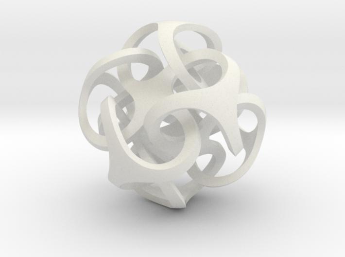 Metatron's Cube 10x10*10 cm 3d printed