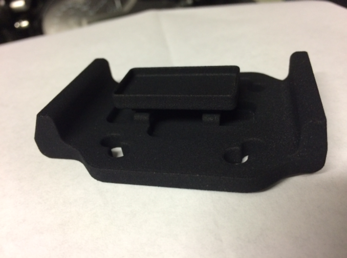 Cradle Adapter V2 for Garmin Zumo 660 3d printed Add a caption...