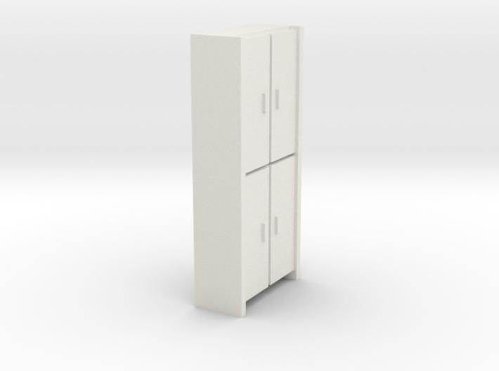 A 005 Schrank cupboard HO 1:87 3d printed