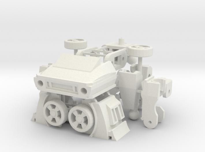 Car Kit 3d printed