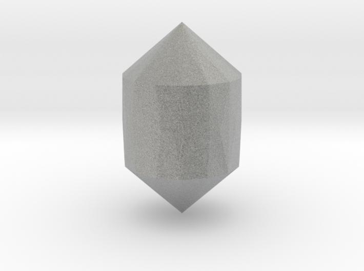 Small Gem 3d printed