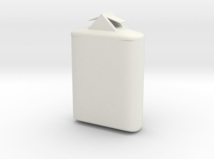 The Tic-Tac Holder (thing) 3d printed