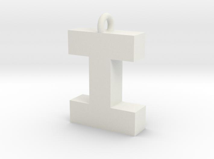 Alphabet (I) 3d printed Collection: Alphabet