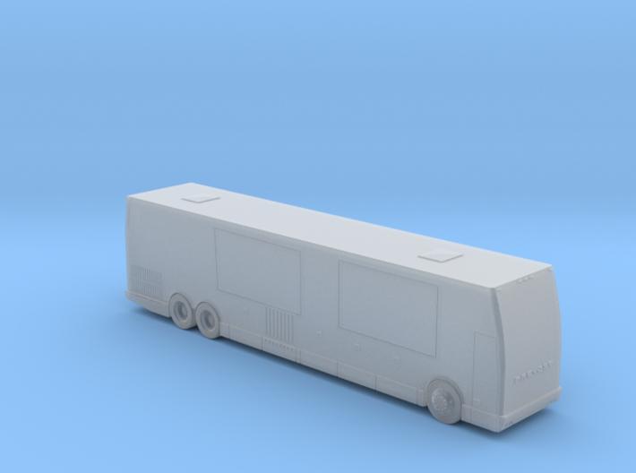 Prevost RV - HOscale 3d printed