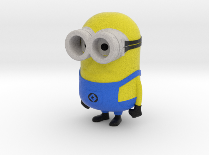 Minion - Despicable Me 3d printed