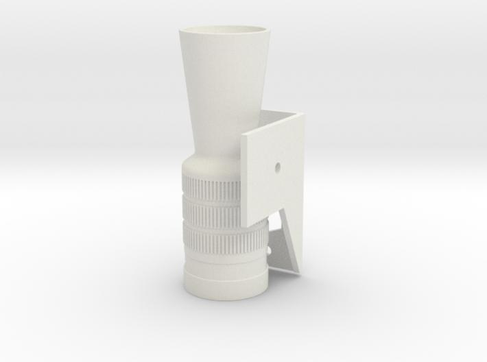 Luke DL44 Two Piece Kit 3d printed