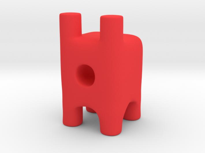 Tiny Devil Ugly Friend 3d printed