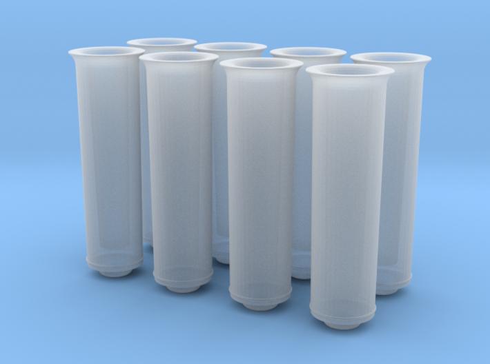 1/20 Tall Weber Velocity Stacks 3d printed