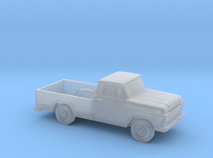 1/87 1959 Ford F-Series Regular Cab 3d printed