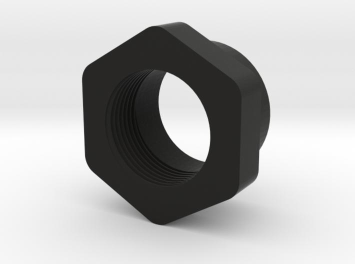 1251 Shock Spring Adjuster Nut 3d printed