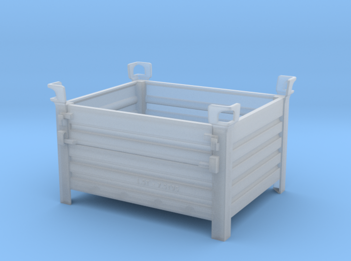 Stackable Container Type1 (1x) 3d printed