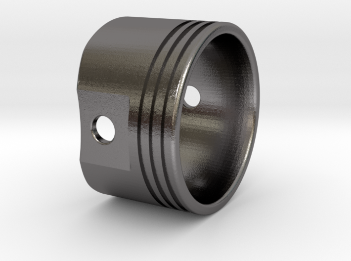 Piston Ring 3d printed