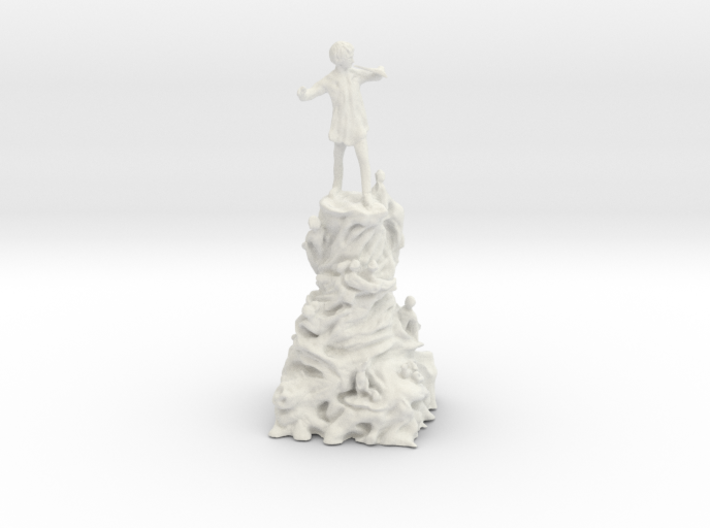 Peter Pan - Antiques 3d printed