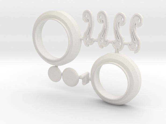 MPDA Iris-plugs & Connectors etc (Size 2) 3d printed