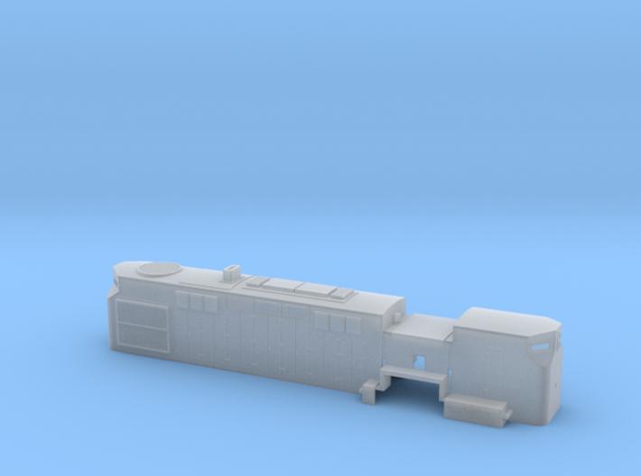 RS36 Conversion - N&W Version (N) 3d printed