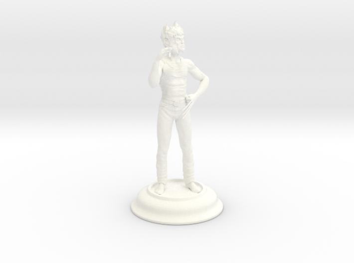Wolverine Figure 16cm Height 3d printed
