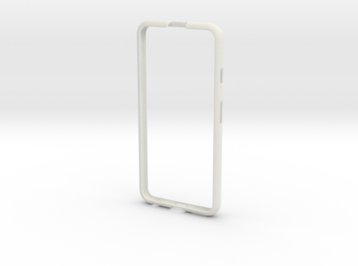 Iphone 6 Protective Bumper Case 3d printed