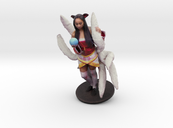 Nicole Vongsamphanh 3d printed