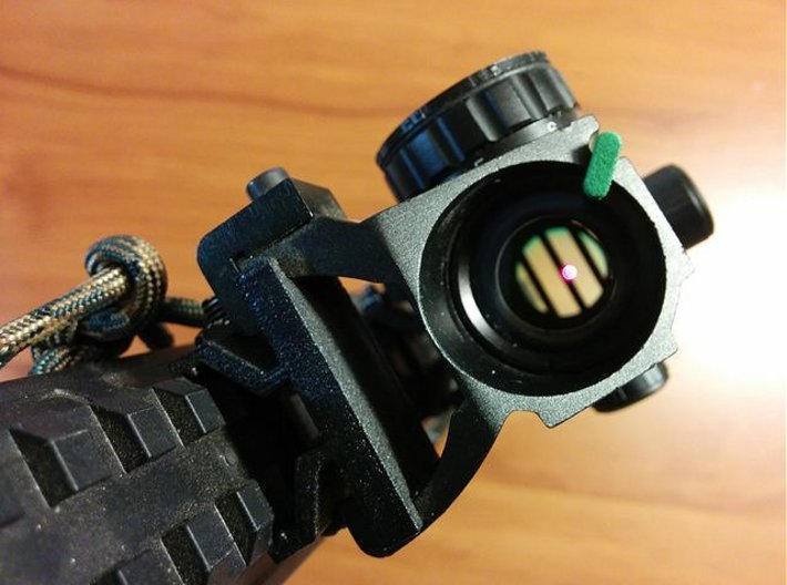 MP5 Scope Protector 3d printed