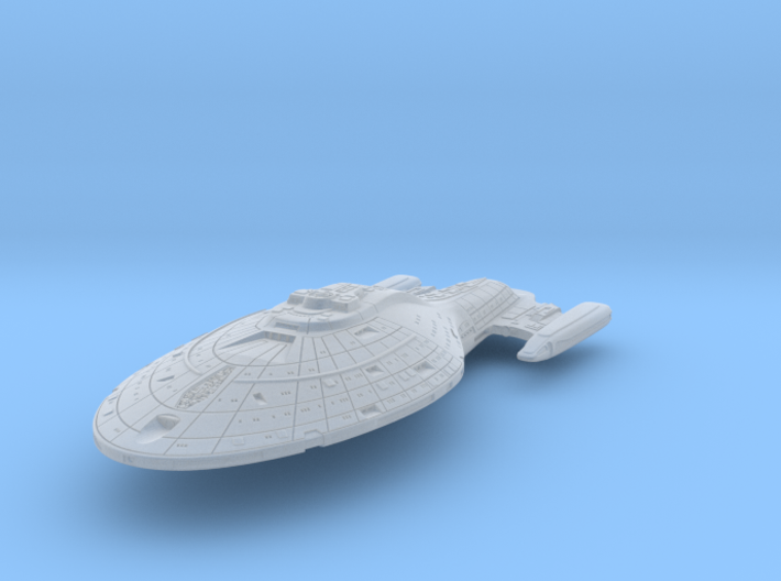 SF Long Range Science Vessel 1:5000 3d printed