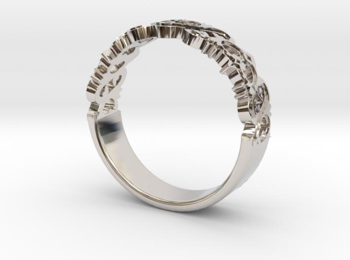 Decorative Ring 1 3d printed