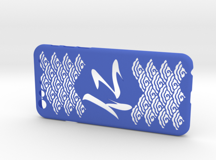 Chinese character perfect virtue iPhone6/6S case 3d printed
