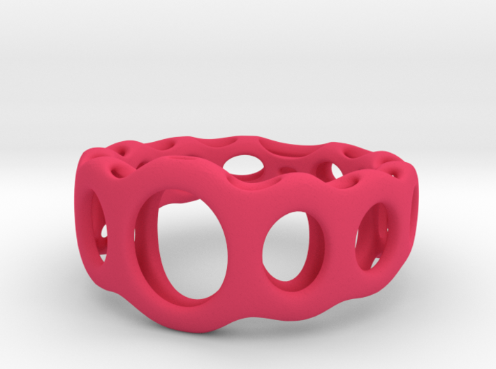 Child Ring Opus 2 size 3 3d printed