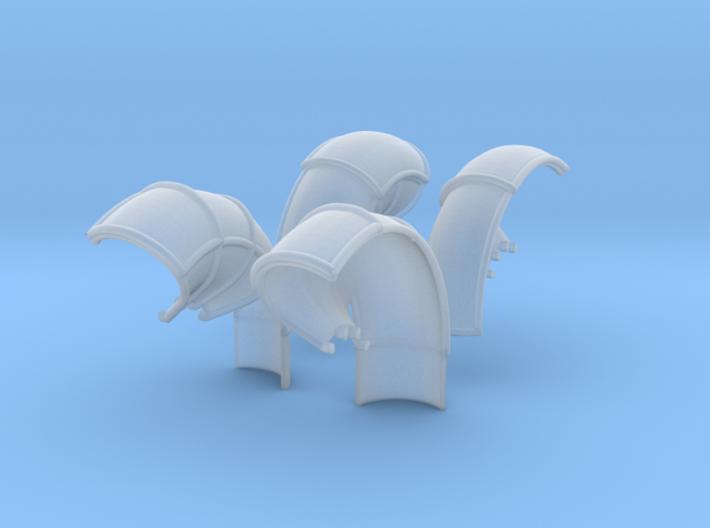 10-Folded LRV - Fenders 3d printed