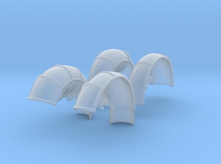 10A-LRV - Fenders 3d printed