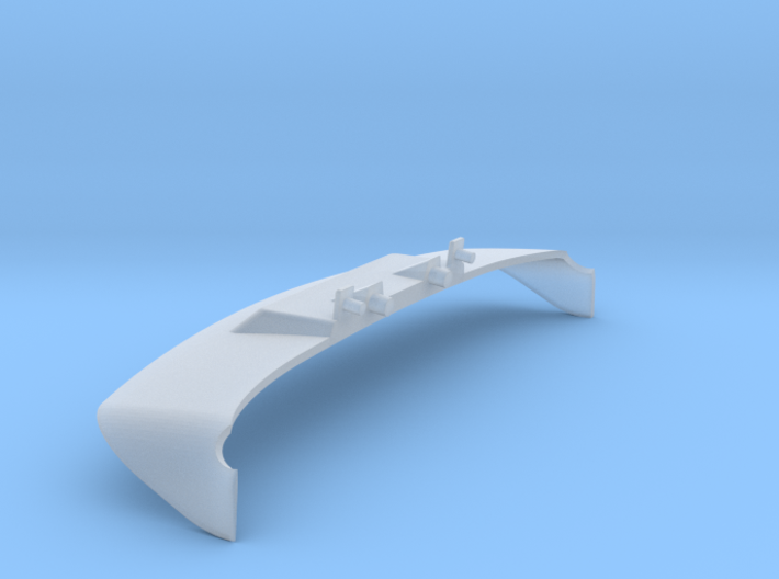 Mack-Shell4-Top-Sunvisor-1to64 3d printed