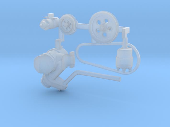 SR10005 Mk1 SRB Engine Part 5 of 6 3d printed