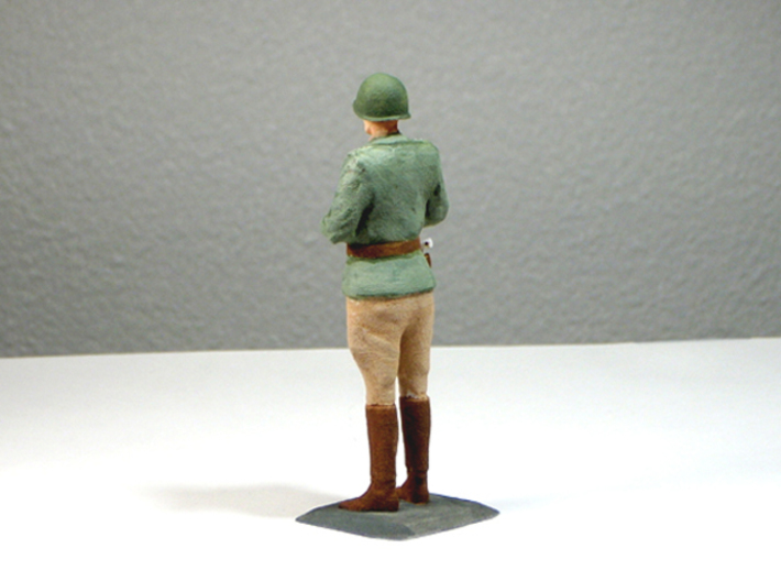 General Patton 90mm  3d printed Hand-painted print