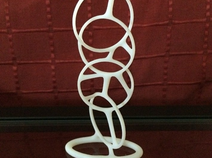 Object No. 11 3d printed