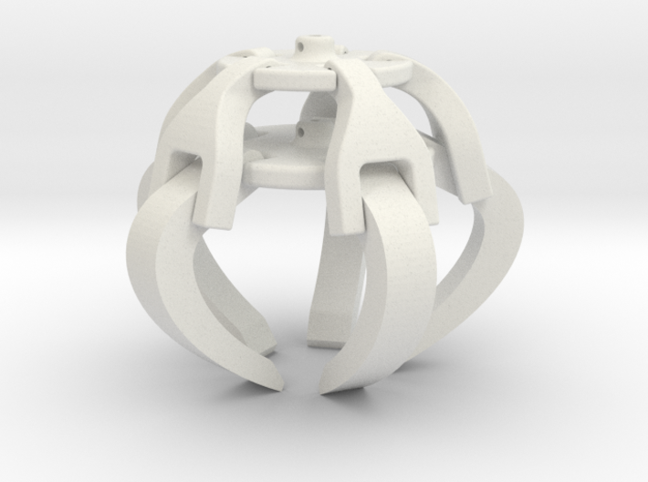 The CLAW 3d printed